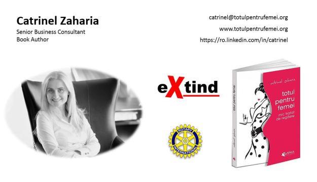 Catrinel Zaharia - fundal